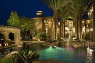 Unbelievable Las Vegas House: A River Runs Through It!