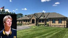 Indiana Pacers Legend Rik Smits Selling Mansion With Hoops Court