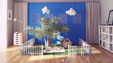 Take Your Kids Anywhere in the World With These 5 Whimsical Playroom Ideas