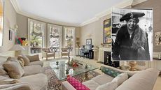 Massive NYC Townhouse Where Eleanor Roosevelt Once Lived Is Listed for $20M