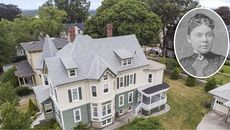 Legend  of Lizzie Borden (and Maybe a Ghost) Lives On in Victorian House for Sale
