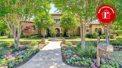 Former Cowboy Jason Witten's Texas Mansion Is the Week's Most Popular Home
