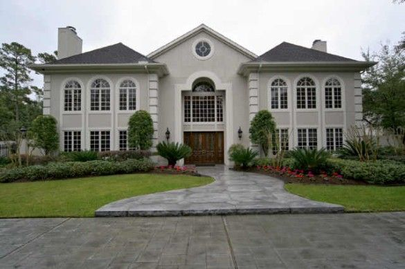 Yao Ming house in Houston, TX