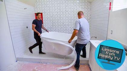 'Flip or Flop': Tarek El Moussa Installed a Bathtub Where?