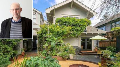 Hey, Food Lovers! Rent Michael Pollan's Berkeley Home for $6,500 a Month
