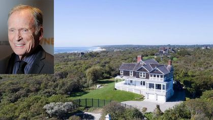 Dick Cavett Selling His Beloved Tick Hall in the Hamptons for $62M