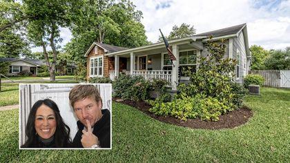 Baker House From Season 5 of 'Fixer Upper' Lands on Market for $360K