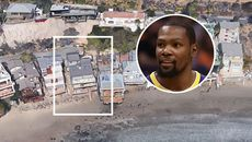 NBA Star Kevin Durant Buys $12M Oceanfront Malibu Mansion
