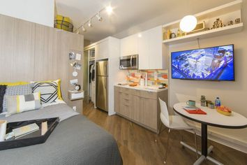 Builders Bet Tiny Apartments Will Lure Renters