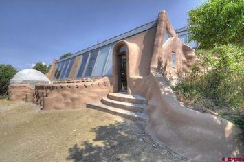 Bring Your Cash: An Earthship Lands on the Market in Colorado