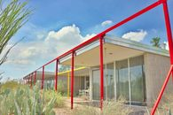 Al Beadle Mid-Century Modern Masterpiece Available for Rent in Arizona