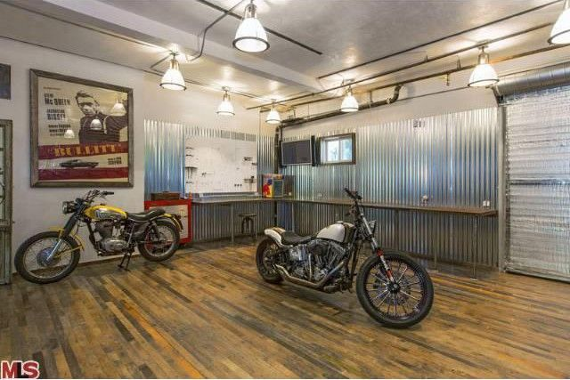 Motorcycle Racer Ben Bostrom's Malibu Home Lists