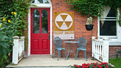 Apocalypse Now? 5 Homes Equipped With Their Own Bomb Shelters
