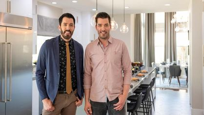The Property Brothers Reveal One Color That Makes Them Cringe