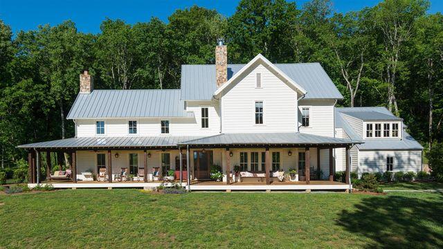 Miley Cyrus's new homestead in Franklin, TN
