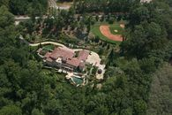 This Atlanta Mansion Has Its Own Baseball Diamond