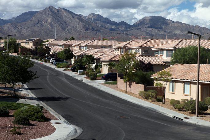 The Las Vegas housing market has rebounded well from this recession unlike the last time around.