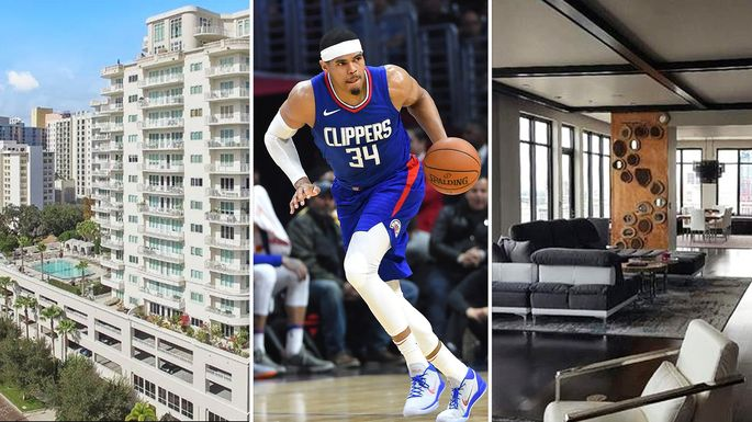 new product e0de0 b3a0f Clippers' Tobias Harris Looking for Tenant for Orlando ...