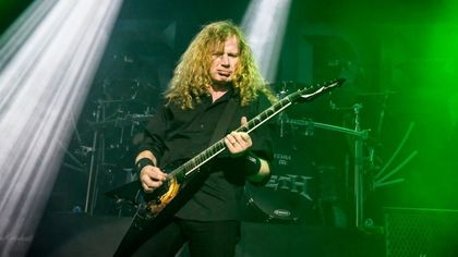 Megadeth's Dave Mustaine Puts Tennessee Equestrian Estate Up for Sale