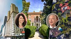 How Many Homes Does Amazon's Jeff Bezos Own—and Which Will He Keep After Divorce?