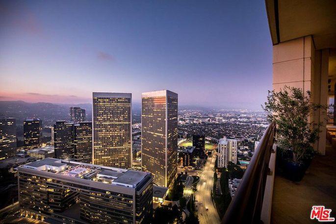 Century City view