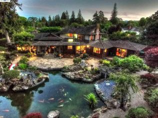 Historic Japanese-Inspired Estate for Sale in San Mateo