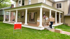 More Americans Think It's a Good Time to Sell a Home