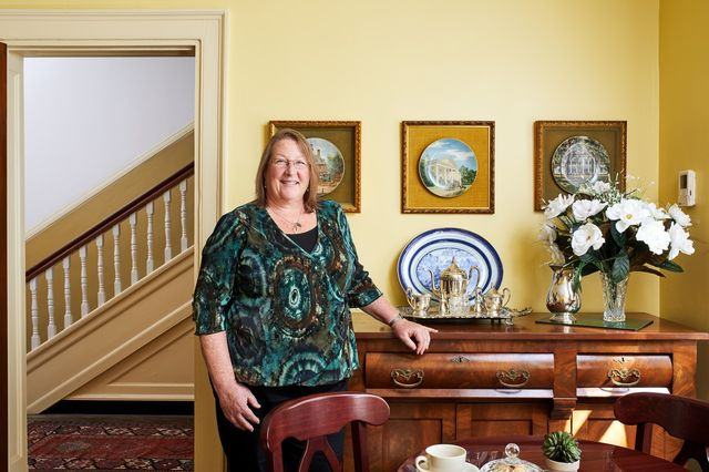 Rachael's Dowry owner Linda Smith
