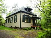 This Quaint Wisconsin Cottage Spent a Former Life as a Schoolhouse