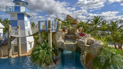 Whimsical Resort in Key Largo Comes With a Lighthouse and Million-Dollar Pool