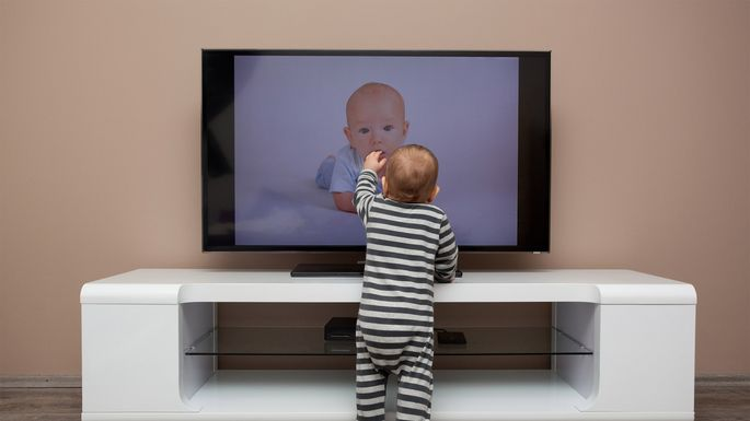 Too much TV can be harmful to kids...