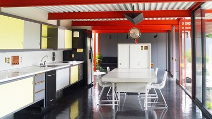 Eichler X-100 House of Steel Available to Rent for $5,500K a Month