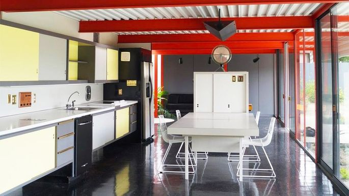 Eichler X 100 House Of Steel Up For Rent For 5 500k A Month