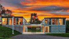 Modern Shipping Container Marvel in New Jersey on the Market for $875K