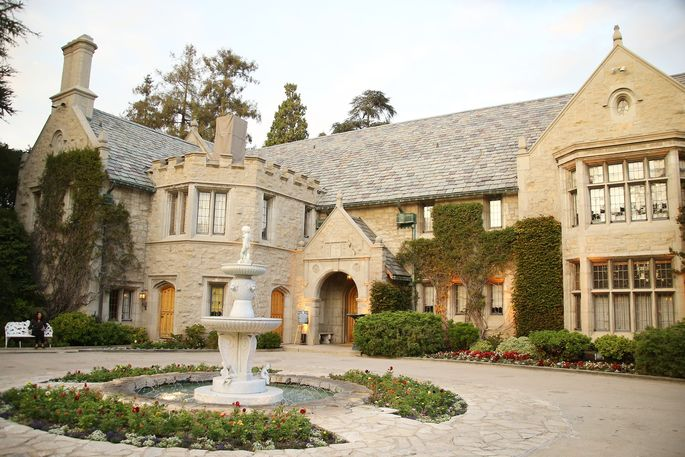 "Playboy Mansion Hosts Red Carpet Event For EuropaCorp's ""The Transporter Refueled"""