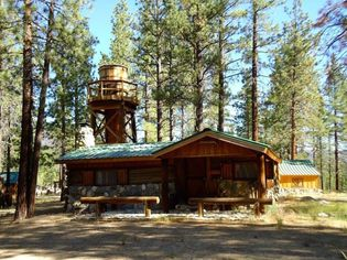 Strike Gold at Lonesome Ranch, an Old Timey Mining Camp Listed for $2.5M