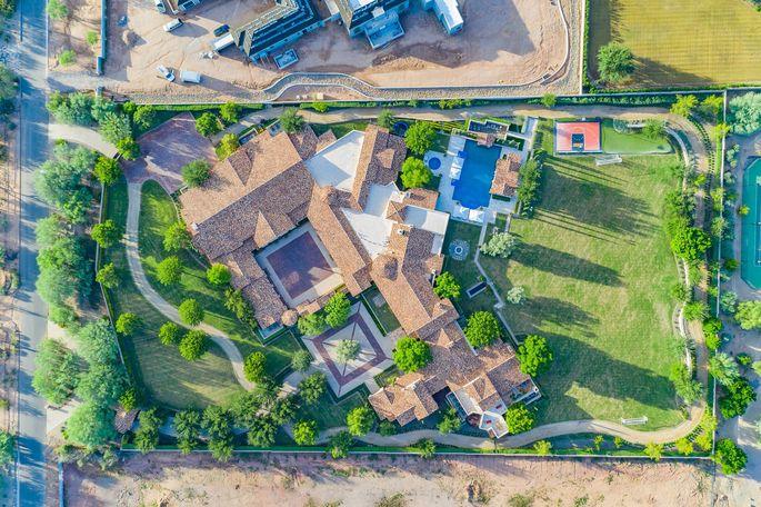 Robert Sarver's Arizona estate