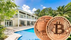 Brother, Can You Spare a Bitcoin? Miami Mansion Is Listed for About 1,400 Bitcoins (or $6.5M)