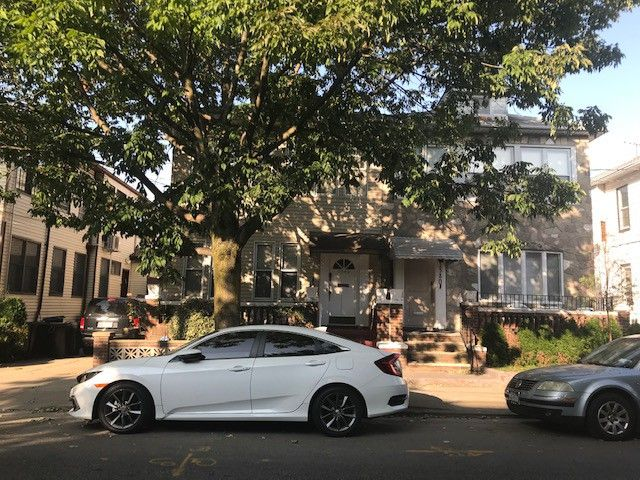 Ginsburg grew up in this modest home in Midwood in Brooklyn.