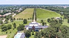 Does This $20M Texas Home Boast the Country's Longest Driveway?