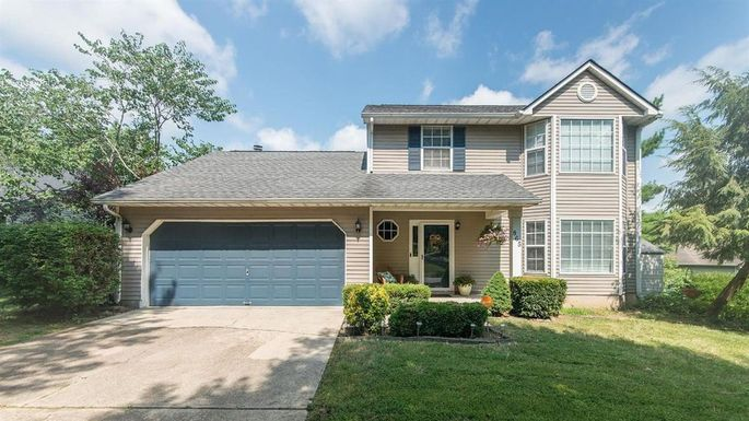 Three-bedroom home in Lexington, KY