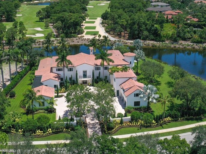 Elin Nordegren's new Palm Beach Gardens, FL, home