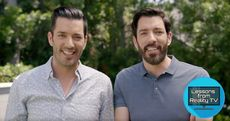 The Property Brothers Show Off Their Grandest Kitchen Upgrades