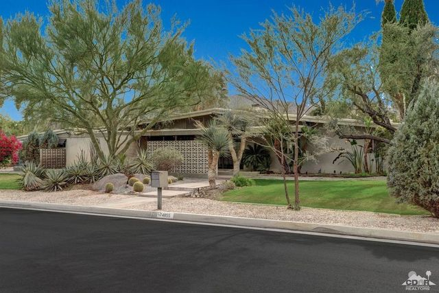 Devo co-founder Gerald Casale's Palm Desert home.