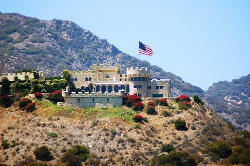 Malibu Castle was a local landmark for years.