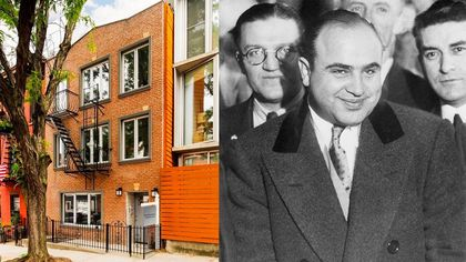 Al Capone's Former Park Slope Home Is a Criminally Nice Buy for $2.4M