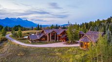 $33.9M Luxe Home on 118 Acres in Wyoming Is the Week's Most Expensive Listing
