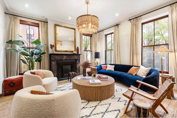 Norah Jones' Brooklyn townhouse