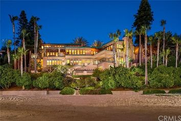 Most Expensive New Listing Is $51M CA Estate With Private Beach