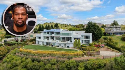 Kevin Durant's Former Rental Home in the Oakland Hills Now Available for $6M